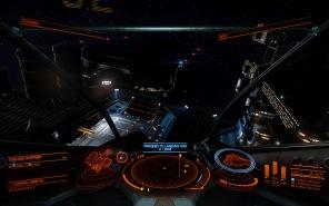Docking at the Azeban Orbitial (beta 2 screenshot)