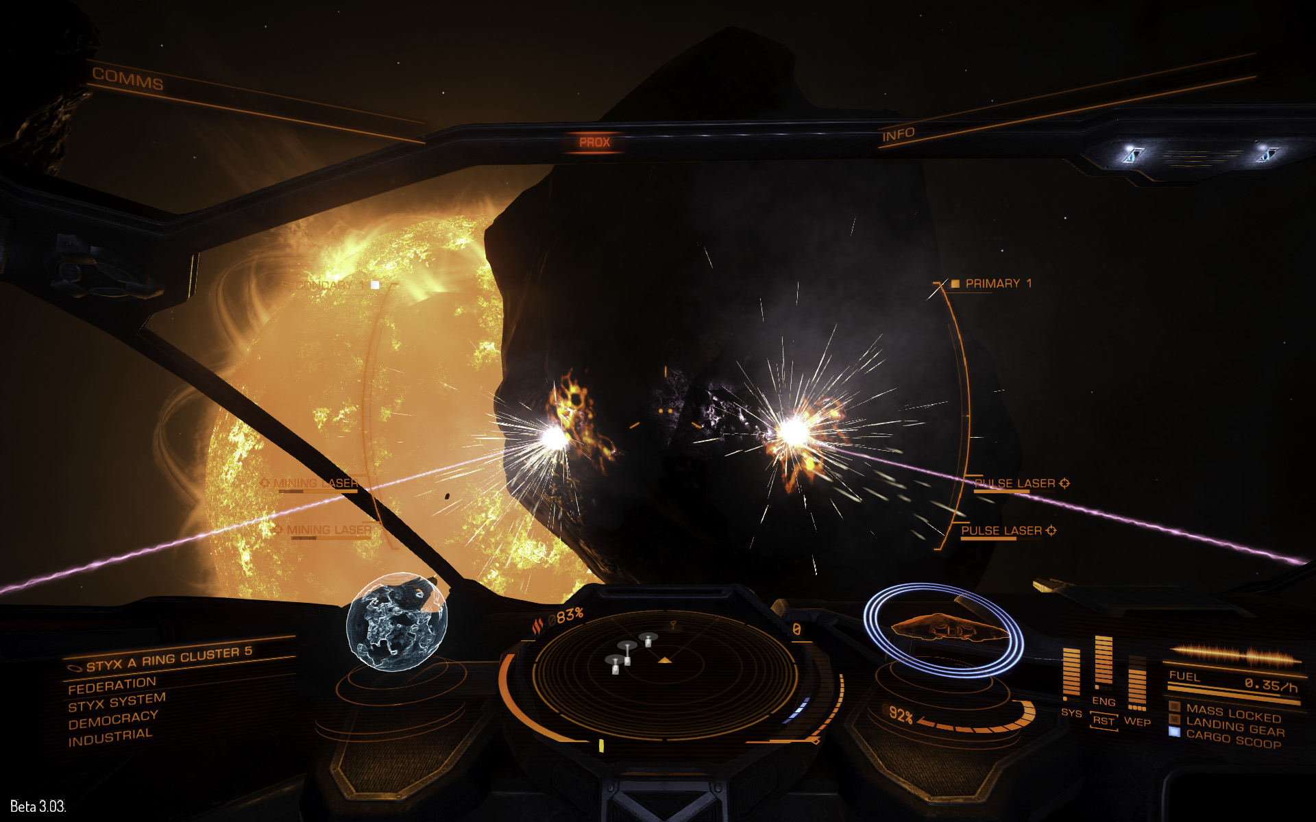 An introduction to Elite: Dangerous | caffeinated pixels