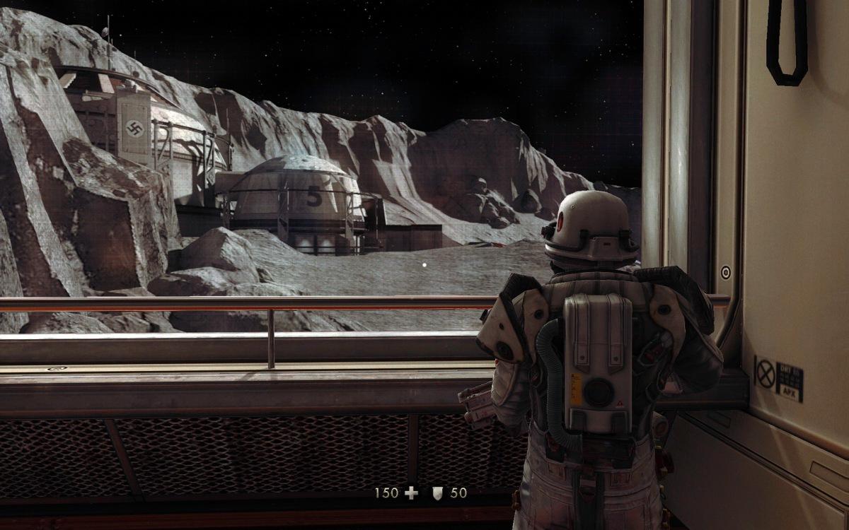 moon base one wolfenstein - photo #1
