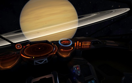 Saturn, obviously