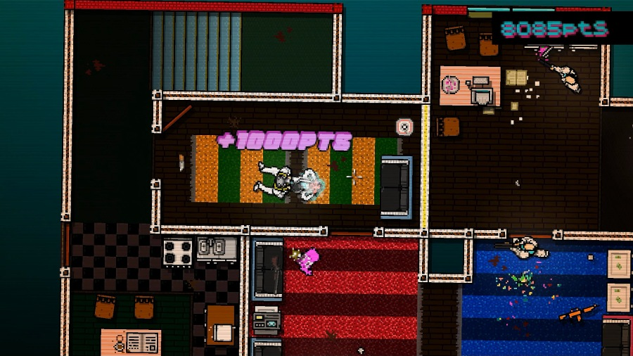 Hard boiled. What Hotline Miami doesn't explore is why violence in games can be so enjoyable.