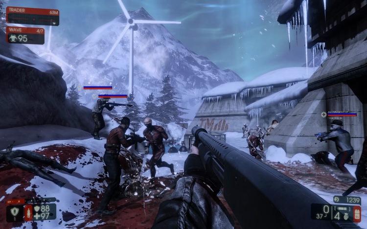 outpost shotgun