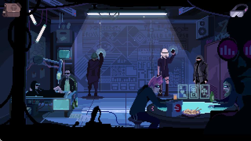 Screenshot from VirtuaVerse